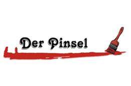Motiv: Der Pinsel